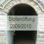 Stollenöffnung Vereinigtes Bergmannsglück