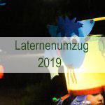 Laternenumzug 2019
