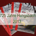 725 Jahre Hengsbach